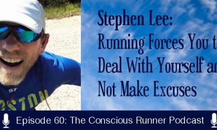 TCR060 | Stephen Lee: Running Forces You to Deal With Yourself and Not Make Excuses