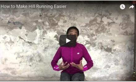 TCR069 | Coach's Corner: How to Make Hill Running Easier