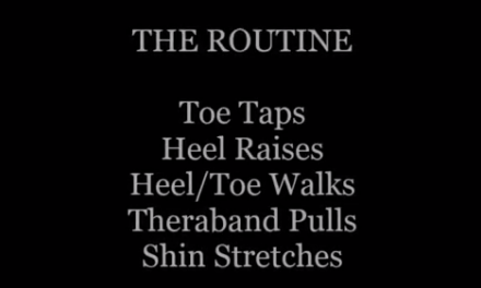 How to Say Goodbye to Shin Splints (My Routine)