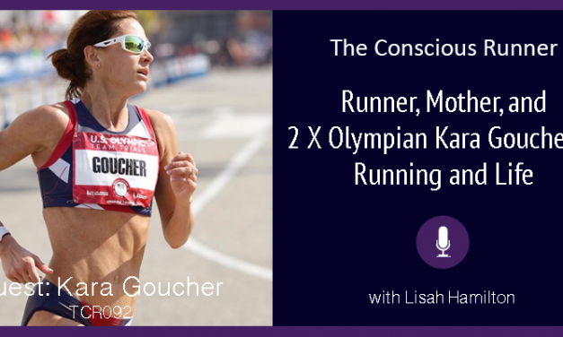 TCR092 | Runner, Mother, and  2 X Olympian Kara Goucher on Running and Life