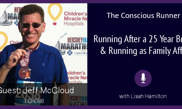TCR088 | Jeff McCloud: Running After a 25 Year Break & Running as Family Affair