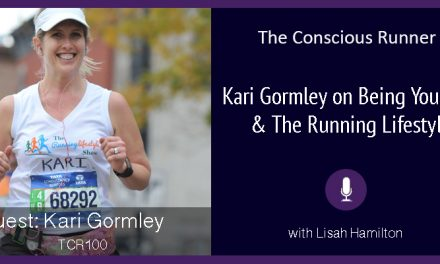 TCR100 | Kari Gormley: Being Yourself & The Running Lifestyle