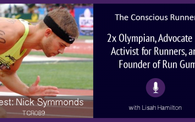 TCR089 | Nick Symmonds: 2x Olympian, Advocate and Activist for Runner's Rights and Founder of Run Gum