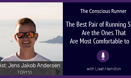 TCR113 | Jens Jakob Andersen: The Best Pair of Running Shoes Are the Ones That Are Most Comfortable to You